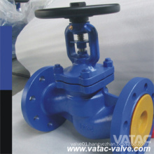 Handwheel Operated Cast Steel Wcb/Lcb Bellow Seal Globe Valve