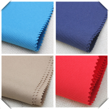 Cotton Dyed Textile Woven Workwear Fabric