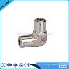 Acessórios de mangueira de solda de gás DIN de aço inoxidável