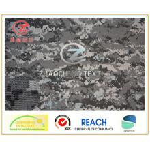 500d Nylon Cordura Druck beschichtet PU für militärische Verwendung (ZCBP002)