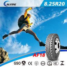 Rótulo da UE S-MARK pneumático LTR pneumático do caminhão (LT825R20)