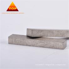 Electrode de soudage CrZrCu et AgW pour la métallurgie des poudres