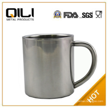 450ml 18/8 eco-friendly stainless steel mug double wall tumbler