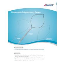 Futs jetables polypectomie ovale avec Ce ISO a approuvé