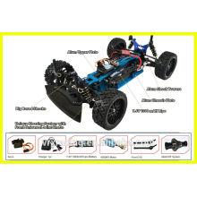 coche motor rc escala 1/16, rc del modelo del coche, coche de carreras rc de 1/16 brushless