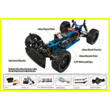 1/16th scale rc motor car,rc car's model, 1/16th rc racing car brushless