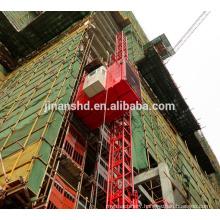 SC200/200 Building Hoist Building elevator