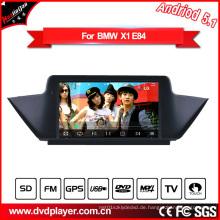 Hla 8839 Android 5.1 Auto DVD GPS Android System für BMW X1 E84 3G Internet Monitor Bildschirm