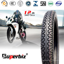 Moto pneu 17 (3.00 17) avec chambre à air bon