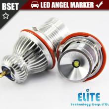 10W LED E-E39 ccfl anjo projetor de faróis levou anjo olhos marcador