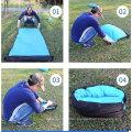 Wholesale High Quality Cheap Portable Air Sofa