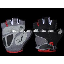 Gants de cyclisme pour les doigts courts