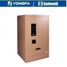 Yongfa 100cm altura panel Blc seguro de robo para el Banco