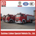 sell 6x4 howo fire fighting truck 15ton