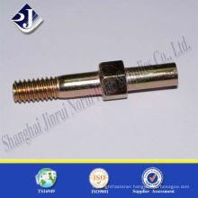 machine screw for motor yellow zinc