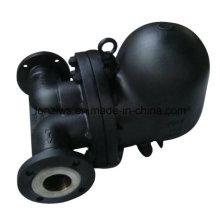 Trampa de vapor de flotador de bola de gran capacidad de cuerpo grande