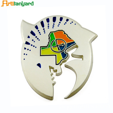 Customized Design Metal Pin Badges