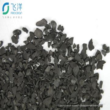 Йодное число 1050 активированного угля для извлечения золота