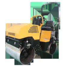 Rodillo de dirección diesel de doble cilindro flexible de dirección
