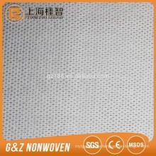 Spunlace Vliestuch geprägter Stoff Punkt Stoff Baumwolle Polka Dot