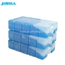 Refrigerador reusável do bloco de gelo do congelador para o alimento congelado
