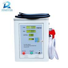 Pompe de distribution de carburant de station de remplissage avec l'affichage numérique d'affichage à cristaux liquides, pompes à essence de station service d'essence