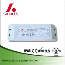 Aprovação conduzida dimmable do motorista de 700ma 900ma 900ma) CE / UL / ROHS