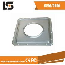 El CNC pulido dio vuelta a las piezas de aluminio con equipos de primera clase