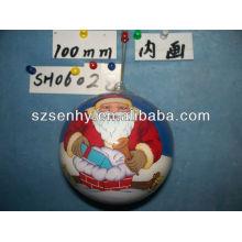2013 стеклянный шар ваза