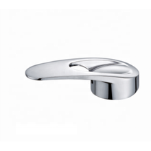 Zinc alloy 103g shower mixer tap parts polishing faucet handle