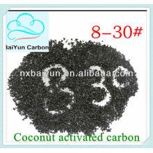 8*30 сетка кокосовый активированный уголь раковины цена