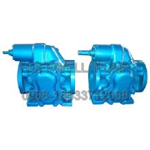 Pompe à engrenages d'huile lubrifiante approuvée par CE KCB135