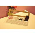 Home Jewelry Box Long 4 Compartment