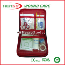 HENSO Waterproof Nylon Medical First Aid Kit