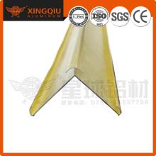 Aluminium extrusion profile for curtain wall