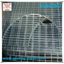 Stahlgitter in Sonderform mit günstigem Preis