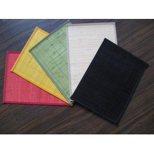 Bamboo Placemat with Good Prices and Different Design