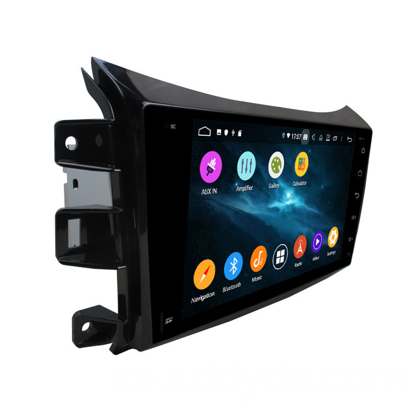 quality car stereo for 2016 Navara