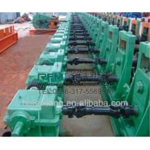 Máquina de formação de rolo de placa de rolamento de caminhão da China