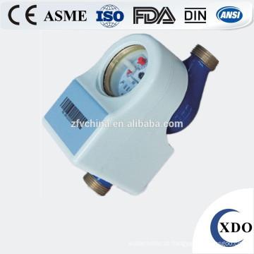 Fábrica preço sem fio remoto leitura medidor de água, medidor de água sem fio