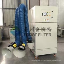FORST Extractor de soldadura móvil de alta eficiencia Colector de polvo portátil