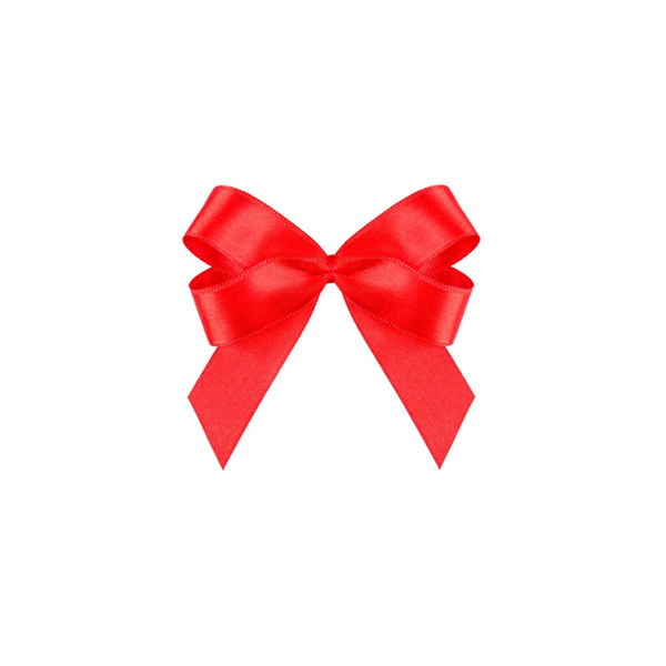 customized diversity shape ribbon bow for Christmas