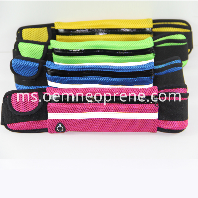 Colorful Mess Waist Belt