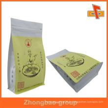 Kundenspezifische Plastiknahrungsmittelverpackungsbeutel / Deckenverpackungsbeutel / Plastikverpackungsbeutel / Imbißnahrungsmittelverpackungsbeutel