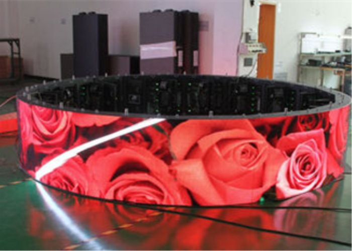 Display a LED Soft LED per servizio anteriore P10