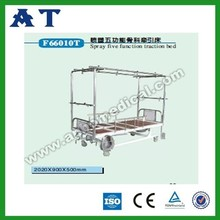 Five Function Traction Bed