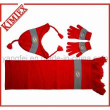 Winter 100% Acrílico Warmer Knit Set