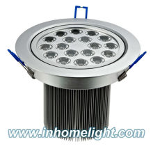 18W 12V Led plafonnier Led Down Light CE & ROHS