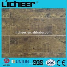 Indoor Laminate flooring pequeno piso em relevo superfície