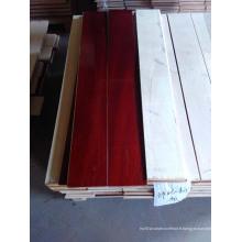 Sapelli Uniclic a machiné la peinture UV de plancher qui respecte l'environnement